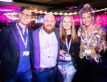 dotties awards - attendees - a great night out